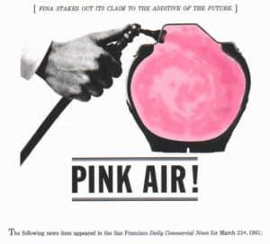 Fina Kampagne Gossage - Pink Air